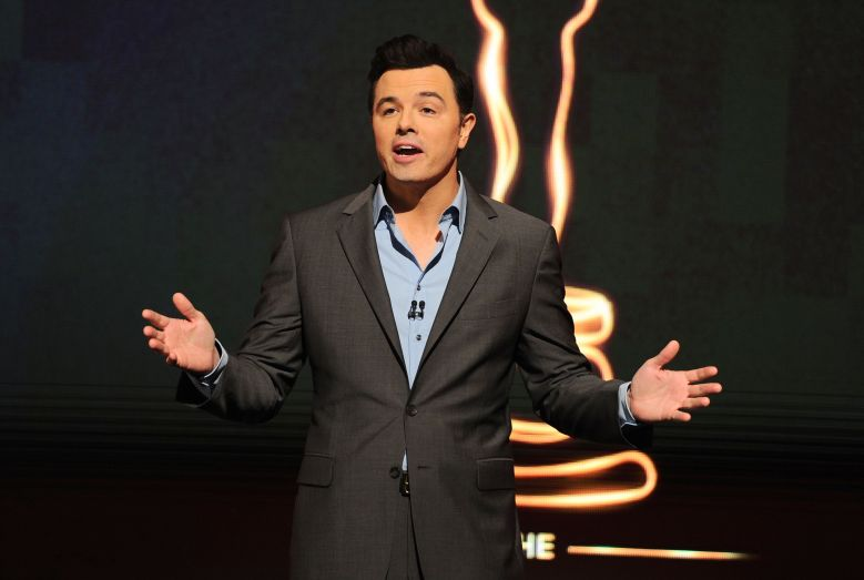 Seth MacFarlane85th Academy Awards Nominations Announcement, Los Angeles, America - 10 Jan 2013