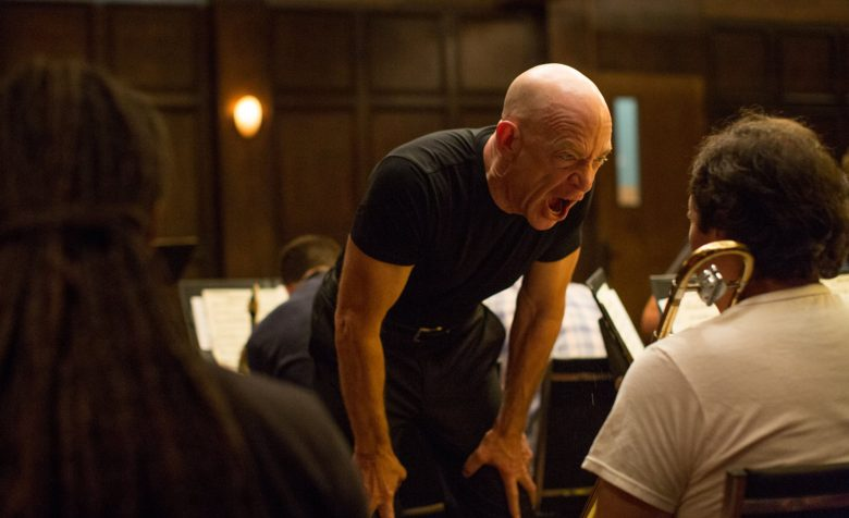 No Merchandising. Editorial Use Only. No Book Cover UsageMandatory Credit: Photo by Moviestore/REX/Shutterstock (4313766c)JK Simmons'Whiplash' Film - 2014