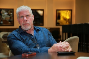 Ron Perlman Tells All About Infamous Harvey Weinstein Handshake: 'He Knew It Was Clammy'