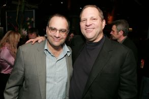 Bob Weinstein and Harvey WeinsteinMIRAMAX INTERNATIONAL AFM PARTY, SANTA MONICA, AMERICA - 05 NOV 2004November 5, 2004. Santa Monica, CA. * EXCLUSIVE ! *Bob Weinstein and Harvey Weinstein.Miramax International AFM Party at Akwa.Photo by: Eric Charbonneau®Berliner Studio/BEImages* EXCLUSIVE ! *