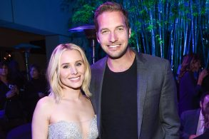 Kristen Bell and Ryan Hansen'The Boss' film premiere after party, Los Angeles, America - 28 Mar 2016