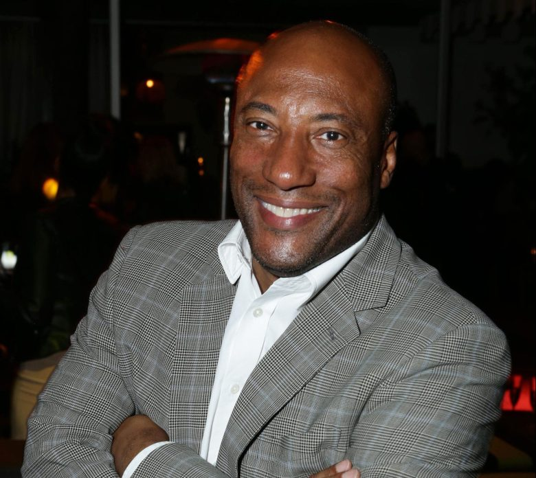 Byron Allen'Meet the Blacks' film premiere, after party, Los Angeles, America - 29 Mar 2016