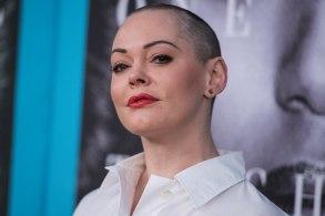 Rose McGowan'Confirmation' TV series premiere, Los Angeles, America - 31 Mar 2016