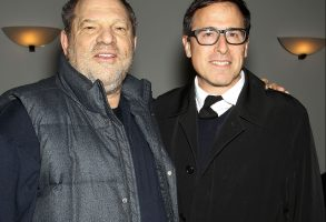 Harvey Weinstein and David O Russell (Director)'Silver Linings Playbook' special film screening, New York, America - 11 Nov 2012
