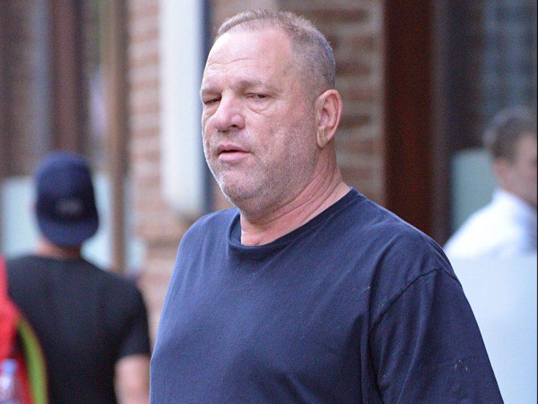 Harvey WeinsteinHarvey Weinstein out and about, New York, USA - 09 Jun 2016