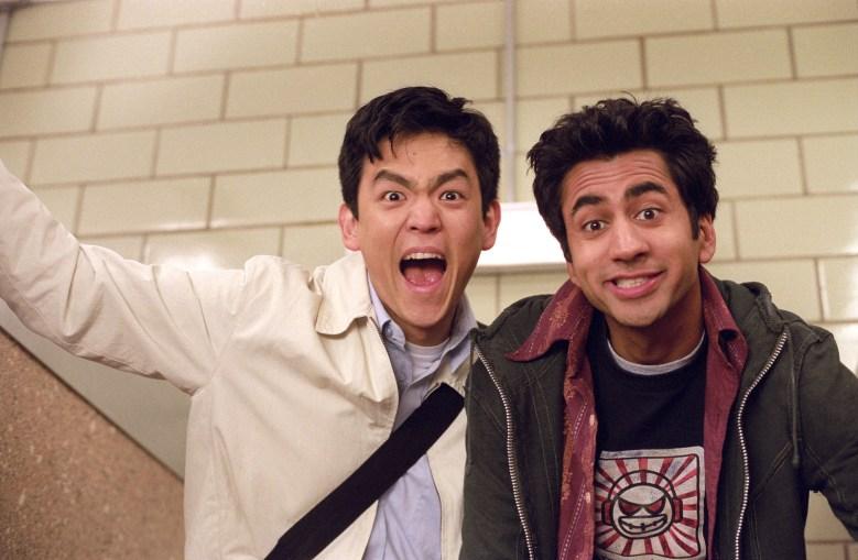 "John Cho and Kal Penn, ""Harold and Kumar Go to White Castle"""
