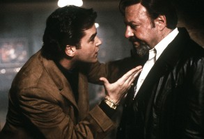 """Ray Liotta and Chuck Low in """"Goodfellas"""""""