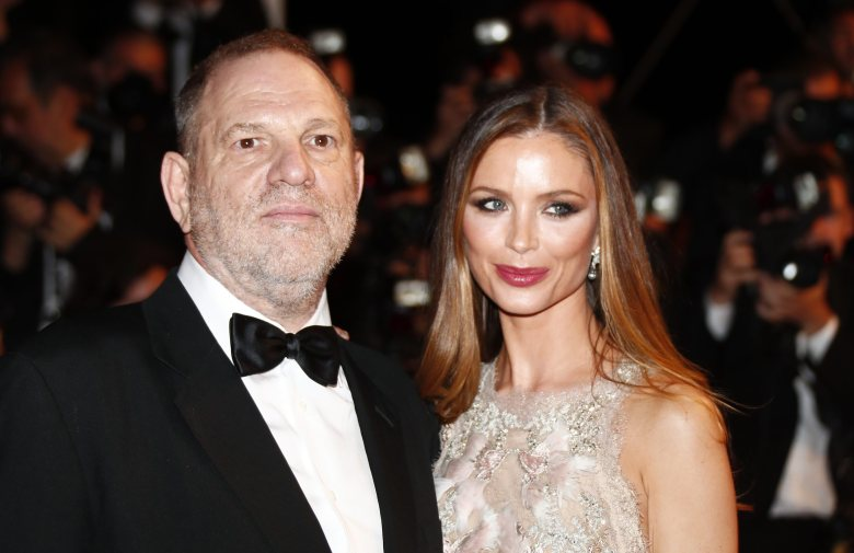 Us Producer Harvey Weinstein (l) and His Wife Georgina Chapman (r) Arrive For the Screening of 'Hands of Stone' During the 69th Annual Cannes Film Festival in Cannes France 16 May 2016 the Movie is Presented out of Competition at the Festival Which Runs From 11 to 22 May France CannesFrance Cannes Film Festival 2016 - May 2016
