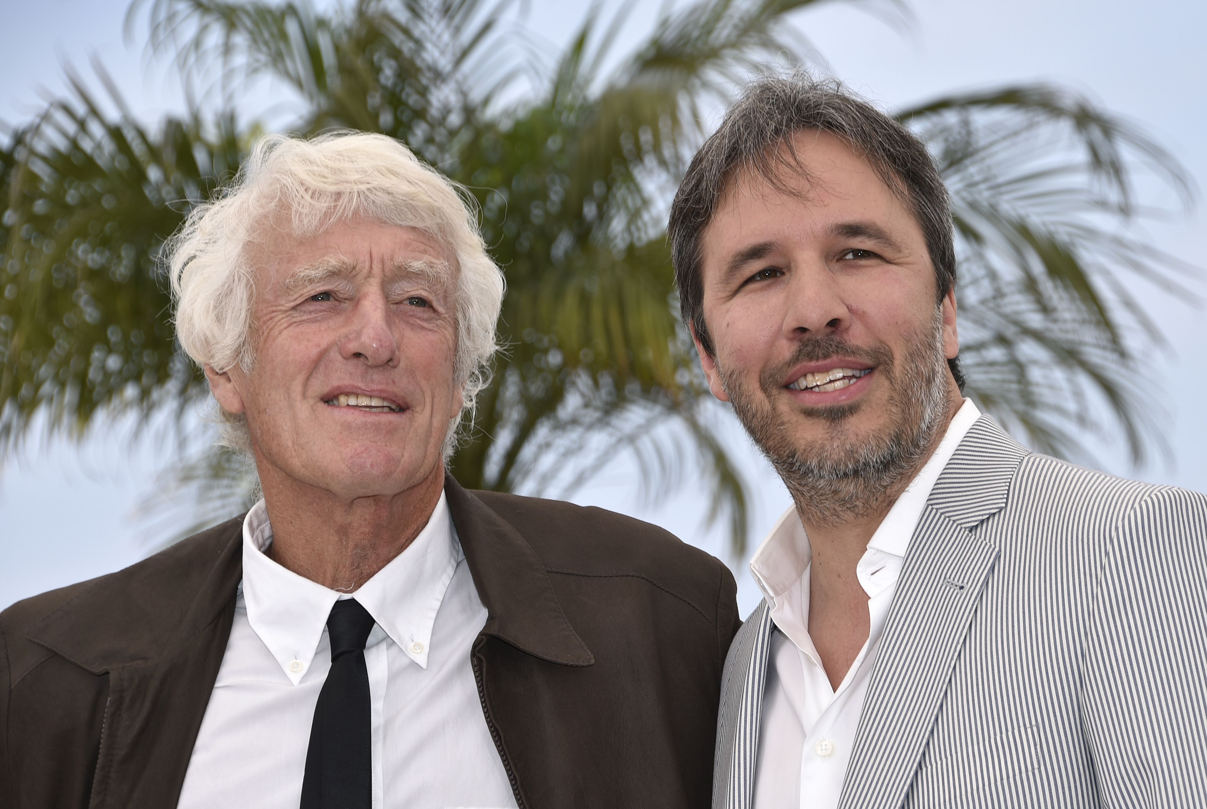 Roger Deakins and Denis Villeneuve
