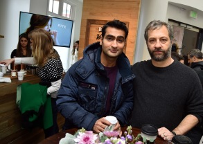 Kumail Nanjiani and Judd ApatowVariety Studio at Sundance Presented by TimTam, Day 1, Park City, Utah, USA - 20 Jan 2017