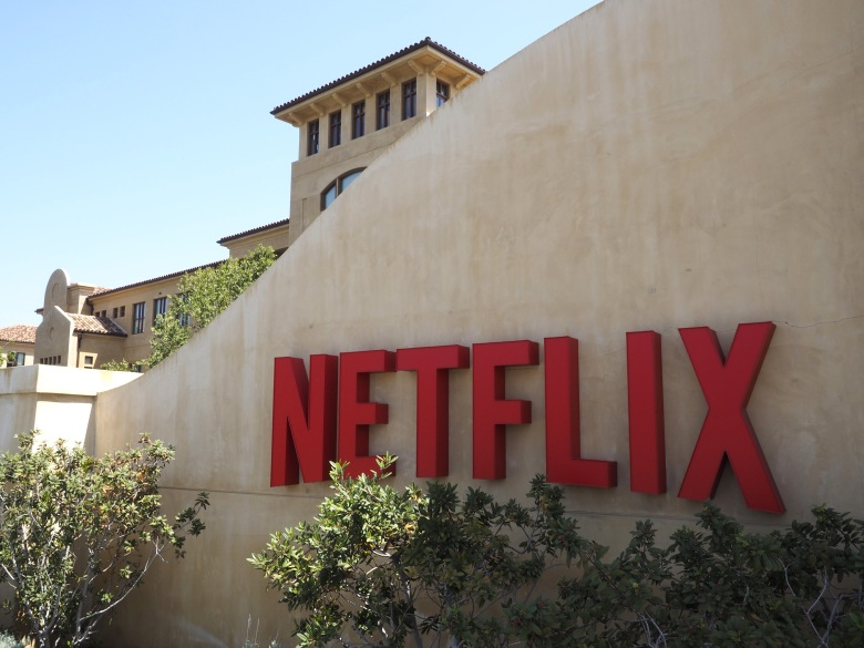 Netflix Corporate Headquarters in Los Gatos, California
