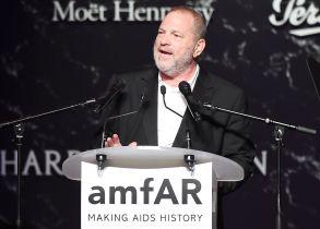 Harvey WeinsteinamfAR's 24th Cinema Against AIDS Gala, Auction, 70th Cannes Film Festival, France - 25 May 2017