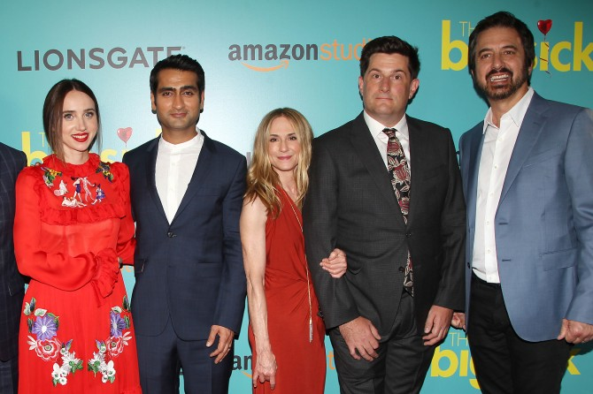 Zoe Kazan, Kumail Nanjiani, Holly Hunter,