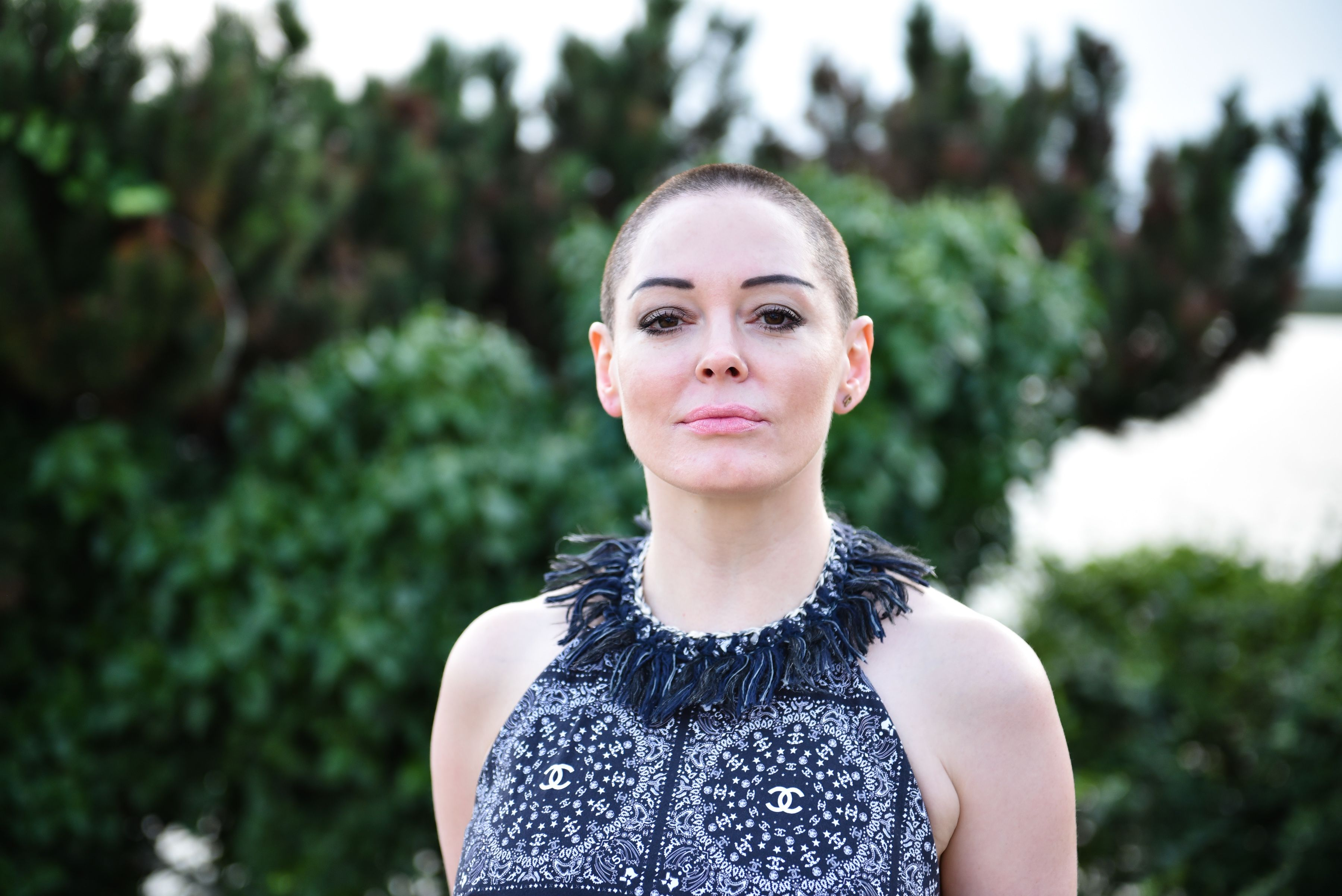 Rose McGowanThe Surf Lodge presents a movie premiere with Rose Mcgowan And Taylor Steele, The Surf Lodge, Montauk, USA - 23 Jul 2017