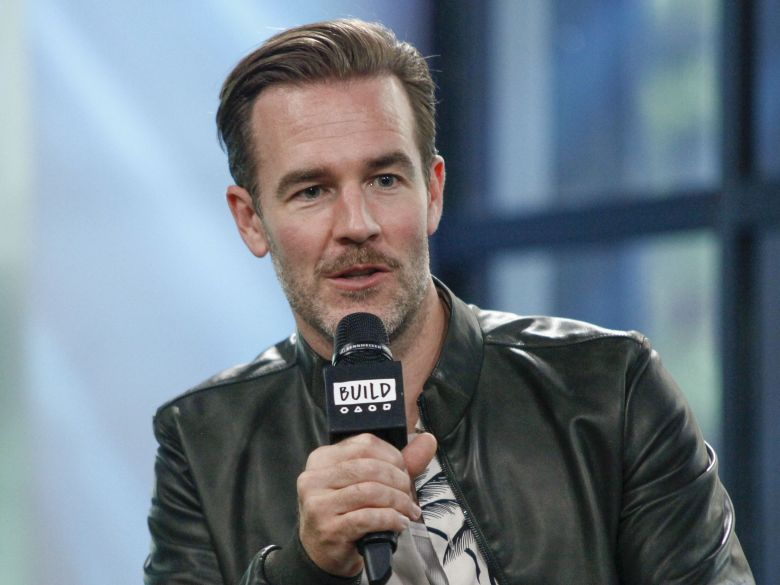 "James Van Der Beek participates in the BUILD Speaker Series to discuss the Viceland show ""What Would Diplo Do?"" at AOL Studios, in New YorkBUILD Speaker Series: James Van Der Beek, New York, USA - 03 Aug 2017"