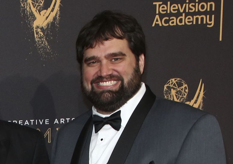 Dan Murrell, Joe Starr, Spencer Gilbert, Michael Bolton, Andy Signore. Dan Murrell, from left, Joe Starr, Spencer Gilbert, Michael Bolton, and Andy Signore arrive at night one of the Television Academy's 2017 Creative Arts Emmy Awards at the Microsoft Theater, in Los AngelesTelevision Academy's 2017 Creative Arts Emmy Awards - Red Carpet - Night 1, Los Angeles, USA - 09 Sep 2017