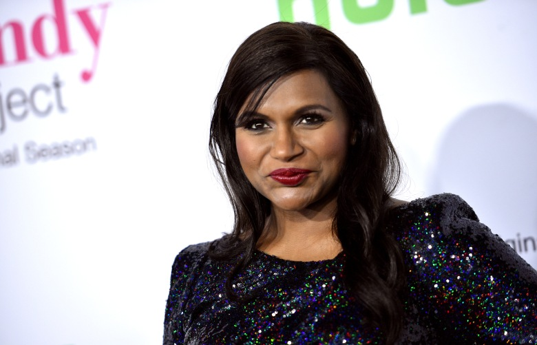 """Mindy Kaling, """"The Mindy Project"""""""