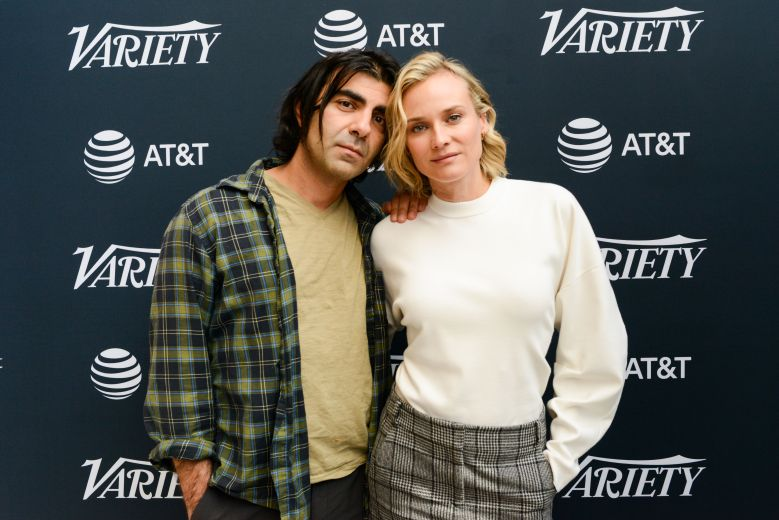Fatih Akin amd Diane KrugerVariety Studio at TIFF presented by AT&T, Day 4, Toronto International Film Festival, Canada - 12 Sep 2017
