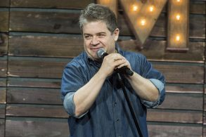 Patton Oswalt seen at KAABOO 2017 at the Del Mar Racetrack and Fairgrounds, in San Diego, Calif2017 KAABOO Del Mar - Day 1, San Diego, USA - 15 Sep 2017