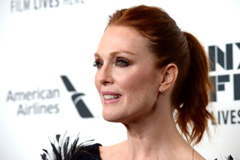 Julianne Moore'Wonderstruck' premiere, 55th New York Film Festival, USA - 07 Oct 2017