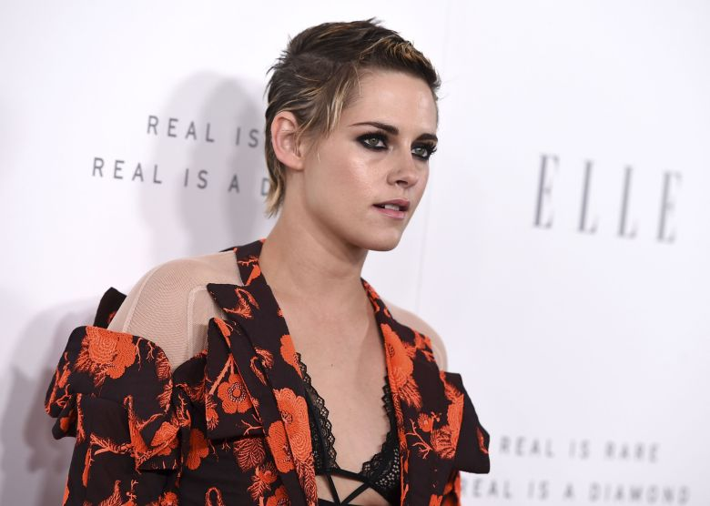 Kristen Stewart arrives at the 24th annual ELLE Women in Hollywood Awards at the Four Seasons Hotel Beverly Hills, in Los Angeles24th Annual ELLE Women in Hollywood Awards, Los Angeles, USA - 16 Oct 2017