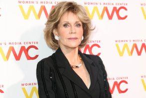 Jane Fonda Women's Media Center Awards, Arrivals, New York, USA - 26 Oct 2017