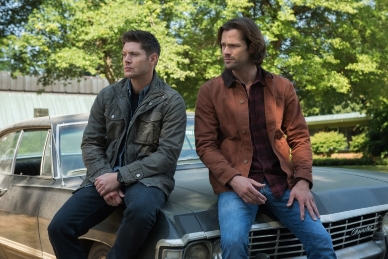 "Jensen Ackles and Jared Padalecki, ""Supernatural"""