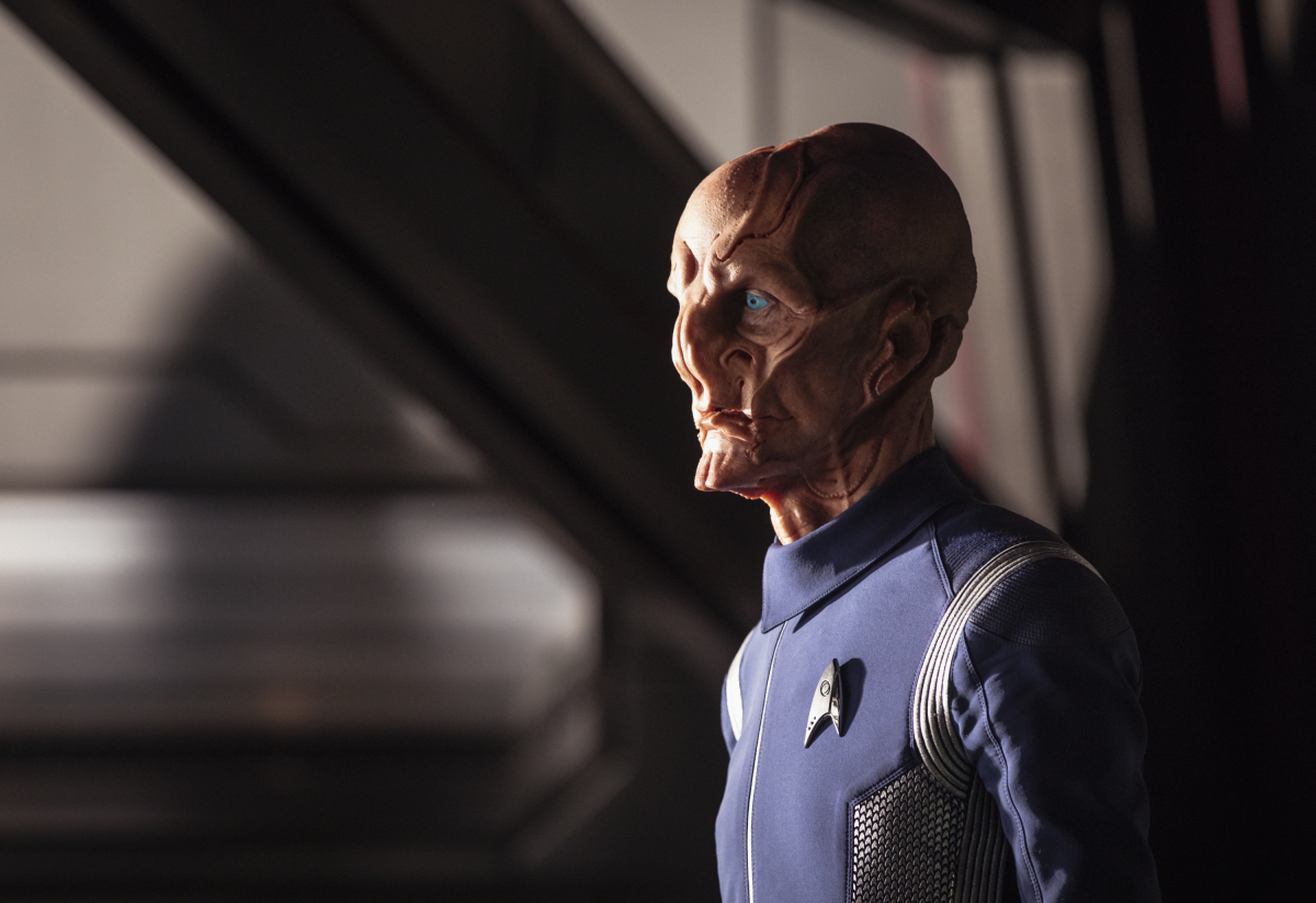 "Doug Jones, ""Star Trek: Discovery"""