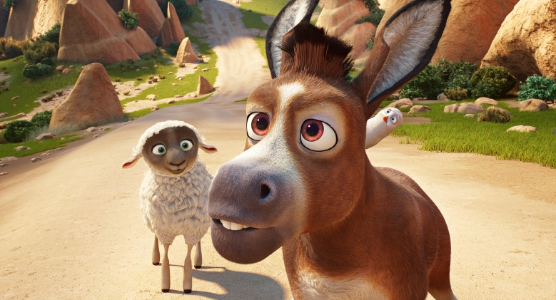 the star trailer puts animal spin on first christmas story indiewire