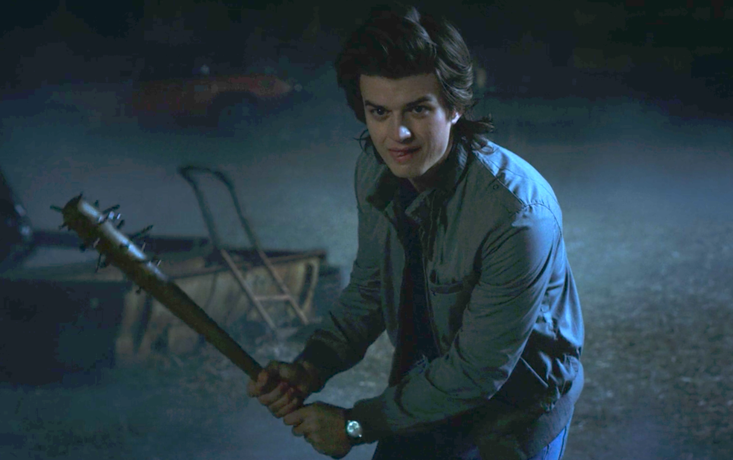 Stranger Things Steve Harrington