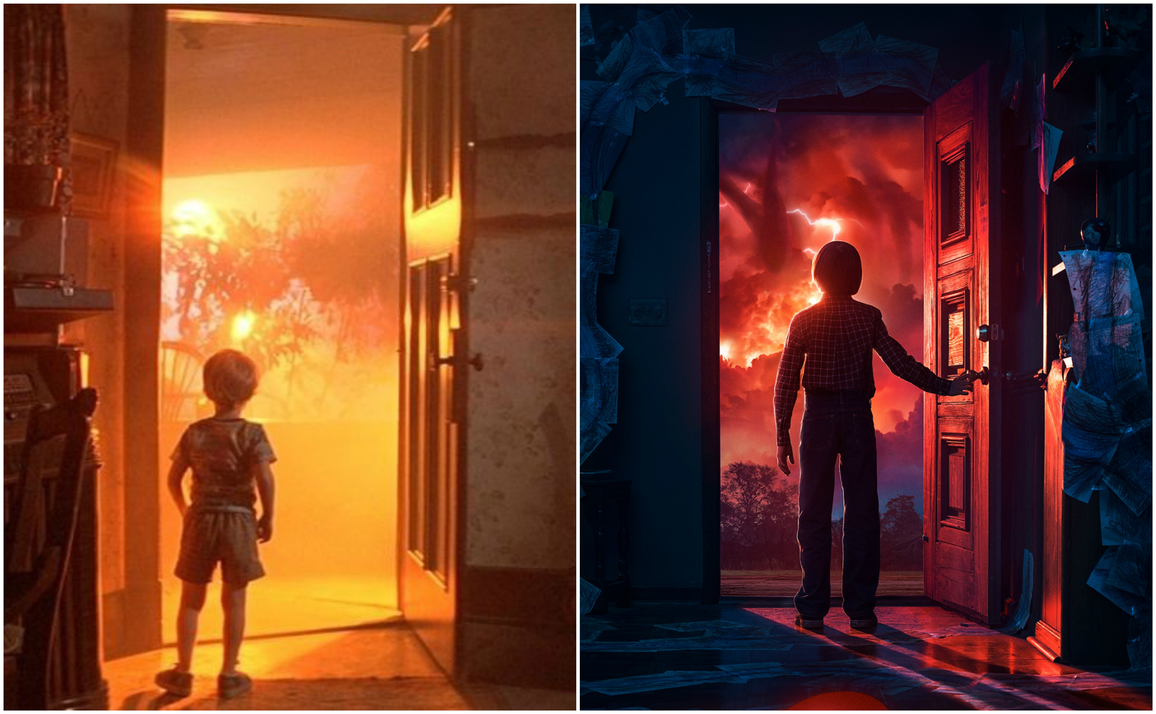 Close Encounters of the Third Kind  and  Stranger ... & Stranger Things 2: Pop Culture References and Homages Episode Guide ...