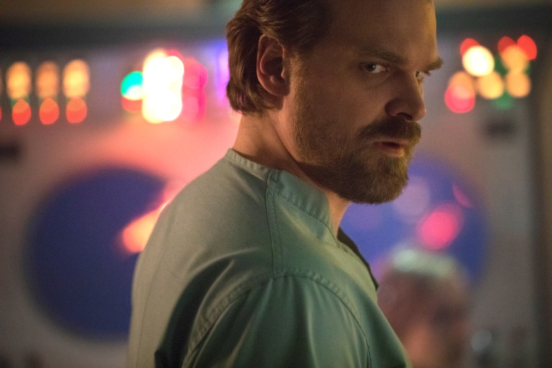 Stranger Things 2 David Harbour Season 2