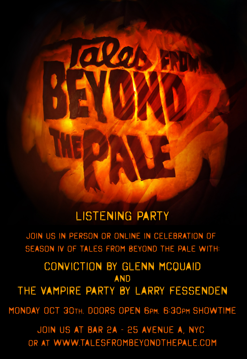Tales From Beyond the Pale listening party