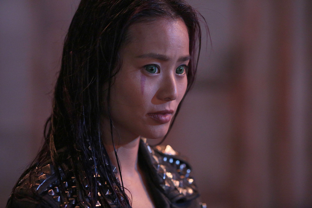 The Gifted Season 1 Episode 1 Jamie Chung Exposed