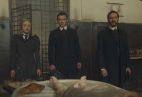 The Alienist Trailer TNT Dakota Fanning Luke Evans Daniel Bruhl