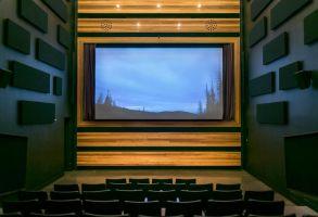 The Theater at Kickstart's Brooklyn HQ