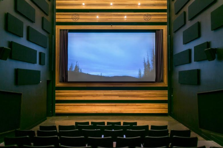 The Theater at Kickstart's Brooklyn HQ