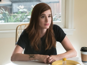 "YOU'RE THE WORST -- ""There's Always A Back Door"" - Season Four, Episode 6 (Airs October 4, 10:00 pm e/p)  Pictured: Aya Cash as Gretchen. CR: Byron Cohen/FXX"