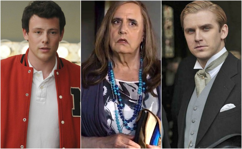 """Glee,"" ""Transparent,"" ""Downton Abbey"""