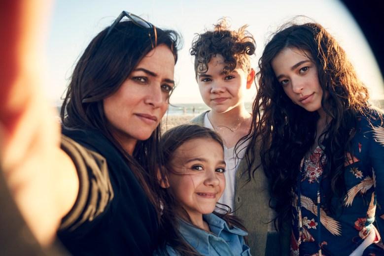 Better Things Season 2 Pamela Adlon, Olivia Edward, Hannah Alligood, Mikey Madison
