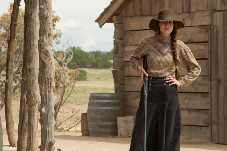 "Michelle Dockery, ""Godless"""