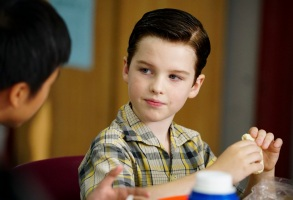 Young Sheldon Season 1 Iain Armitage