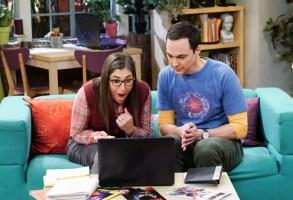 The Big Bang Theory Season 11 Jim Parsons Mayim Bialik