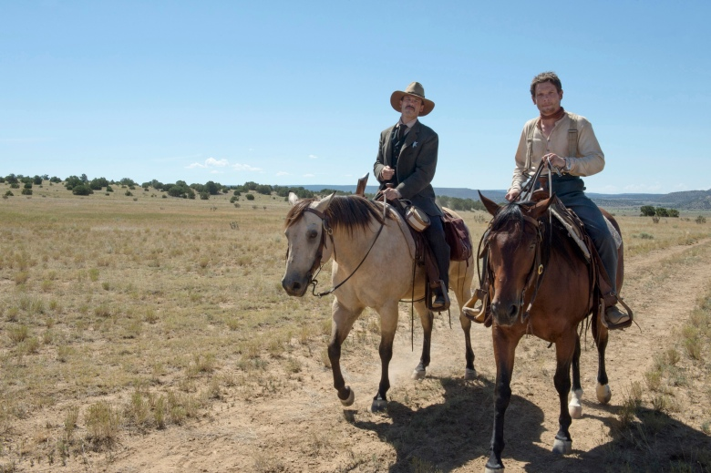 "Scoot McNairy and Jack O'Connell, ""Godless"""