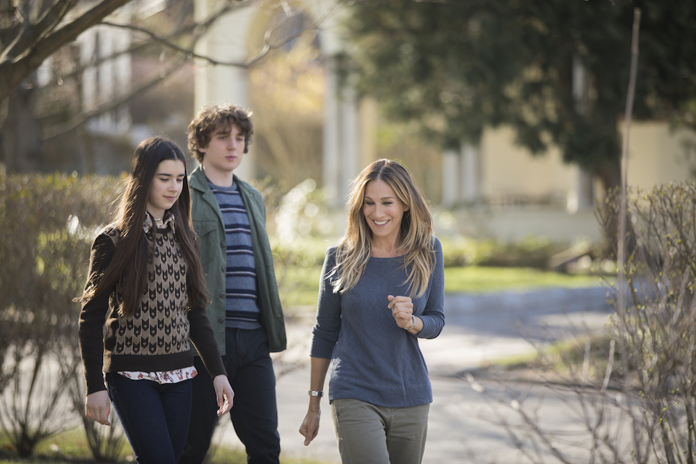 Divorce Season 2 Sterling Jerins, Charlie Kilgore, Sarah Jessica Parker