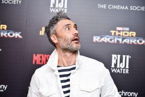 Taika Waititi'Thor: Ragnarok' film premiere, Arrivals, New York, USA - 30 Oct 2017