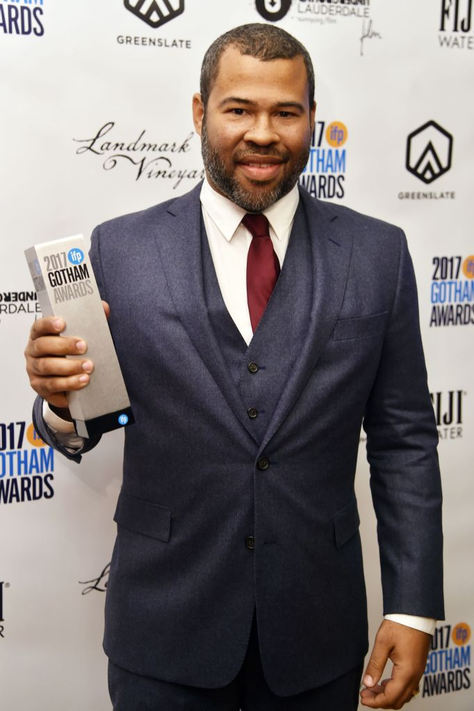 Jordan Peele27th Annual Gotham Independent Film Awards, Press Room, New York, USA - 27 Nov 2017