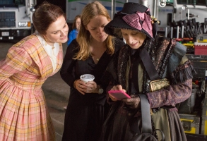 Alias Grace Behind the Scenes