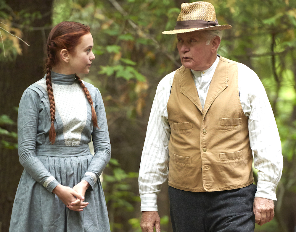 Anne Of Green Gables Review The Good Stars Sequel Has Growing Pains Indiewire