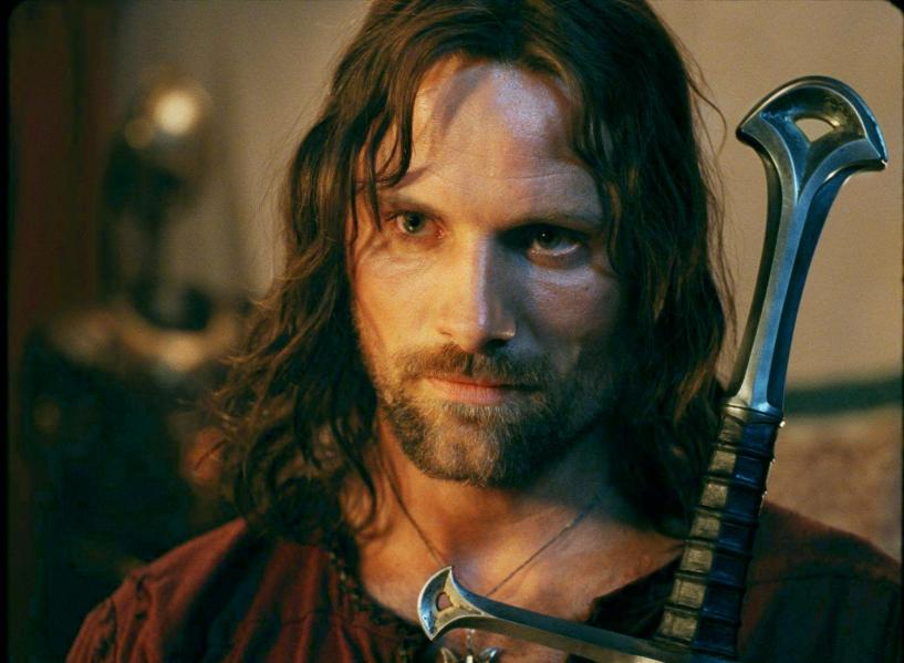 "Aragorn, ""The Lord of the Rings"""